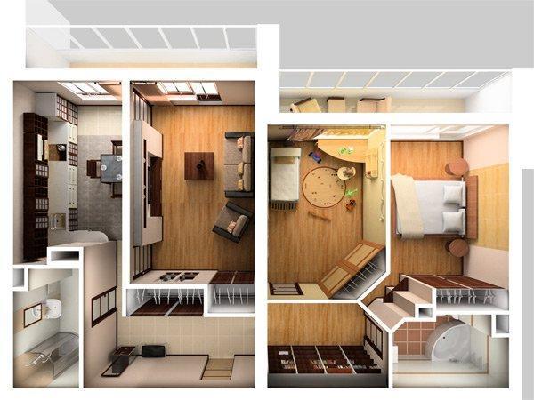 Отказ в согласовании перепланировки квартиры