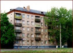 Типовые планировки квартир. Серия 1-511