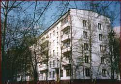 Типовые планировки квартир. СЕРИЯ 1-515/5