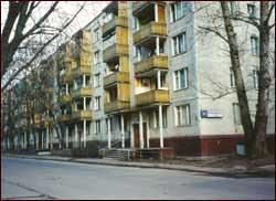 Типовые планировки квартир. Серия II-32